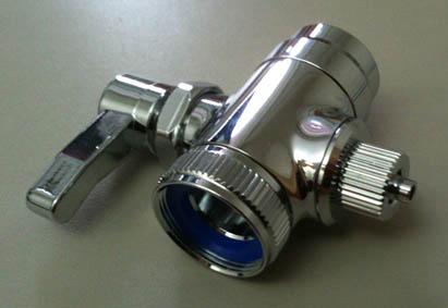 Adapter für Wasserhahn